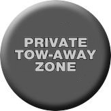 Private Tow-Away