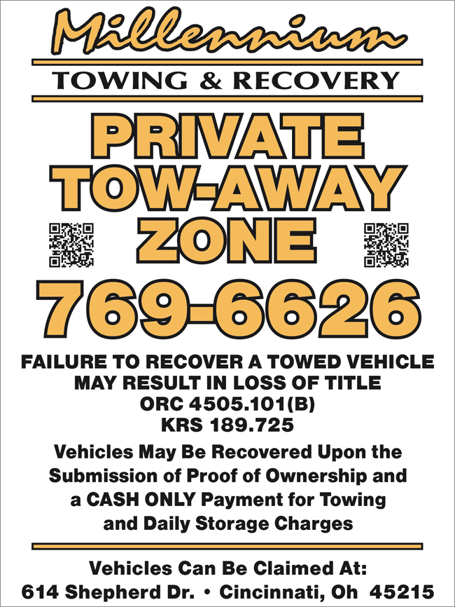 Private Parking Tow-Away Services
